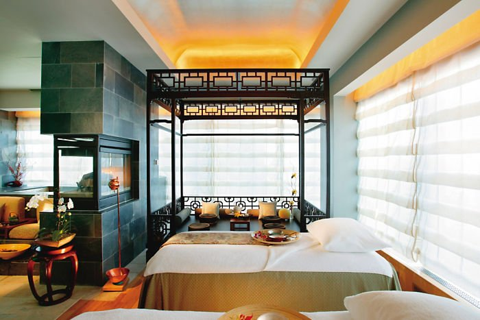 Mandarim Oriental Hotel Spa Vip Suite
