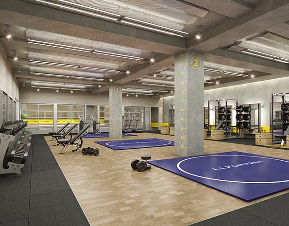 Q&A Residential Hotel Fitness Center