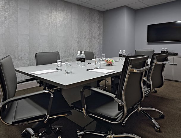 Q&A Residential Hotel Meeting Room
