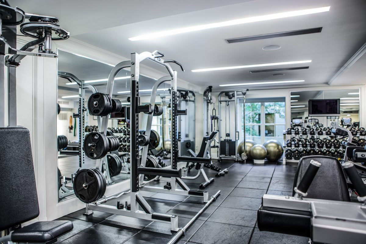 The Mark Hotel Fitness