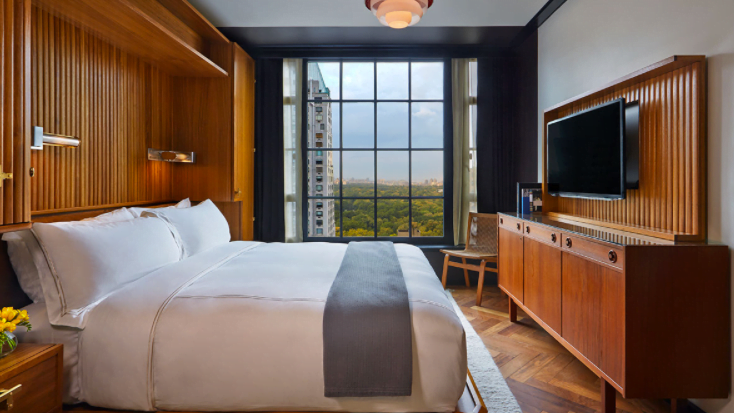 Viceroy Hotel Guest Room