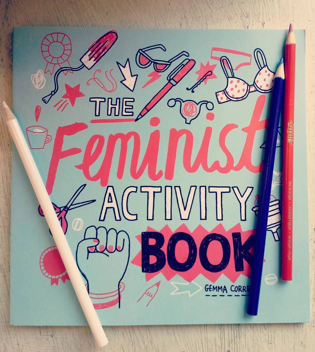 Culture Music Bluestockings Bookstore Feminist Activity Book