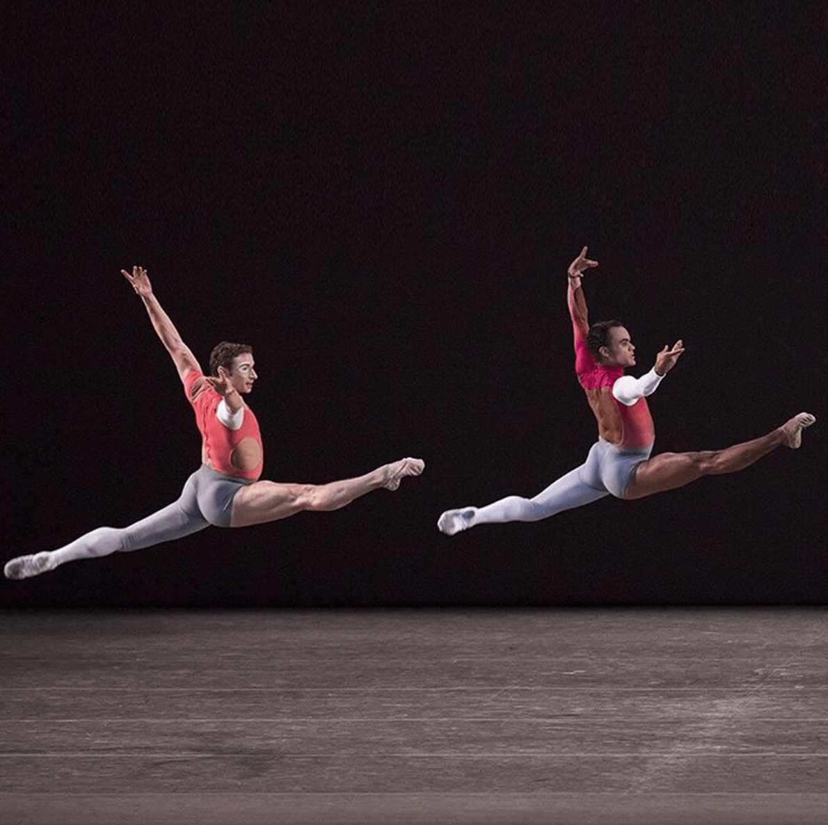 Culture Music David Prottas Taylor Stanley Justin Peck's New Blood