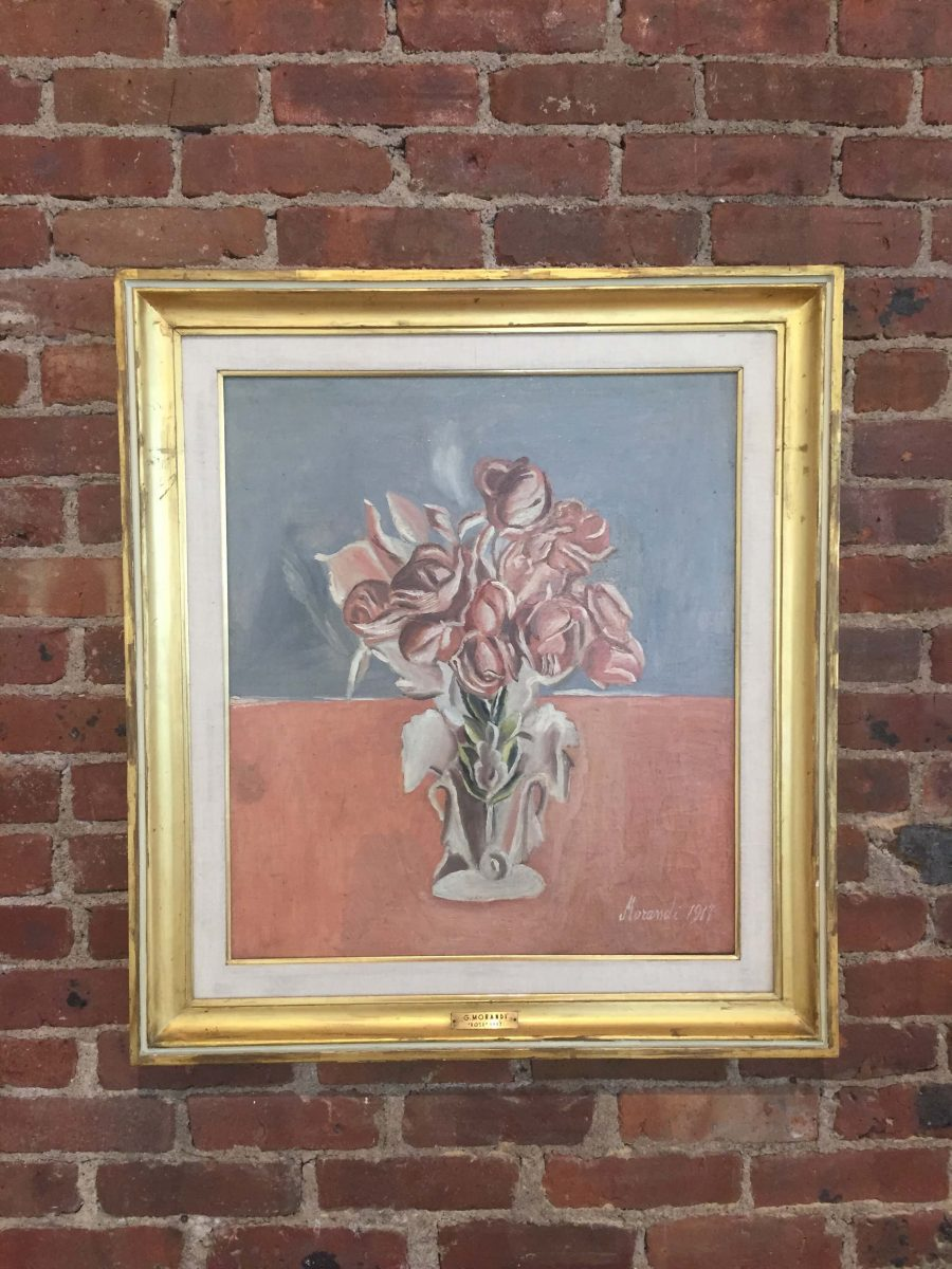 Culture & Music Giorgio Morandi Exhibition Flower