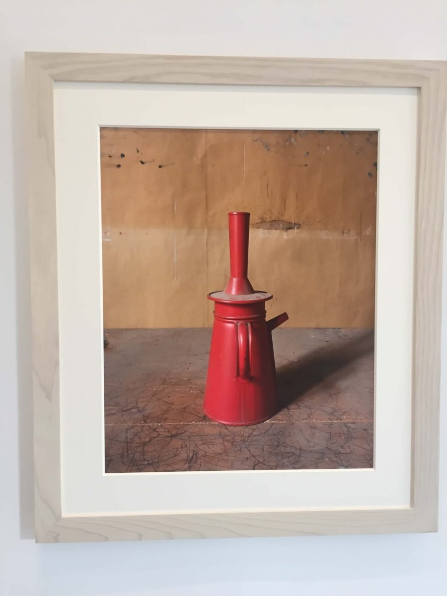 Culture & Music Giorgio Morandi Exhibition Red Object