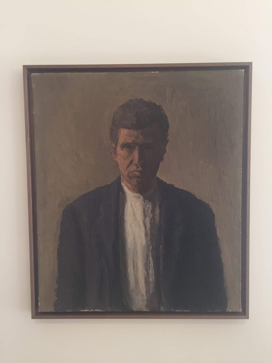 Culture & Music Giorgio Morandi Exhibition Self Portrait