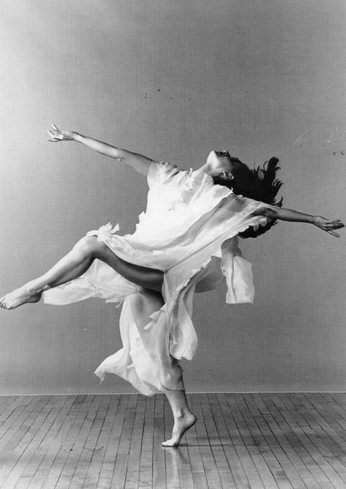 Culture Music Modern Dance Queen Martha Graham by Lois-Greenfield