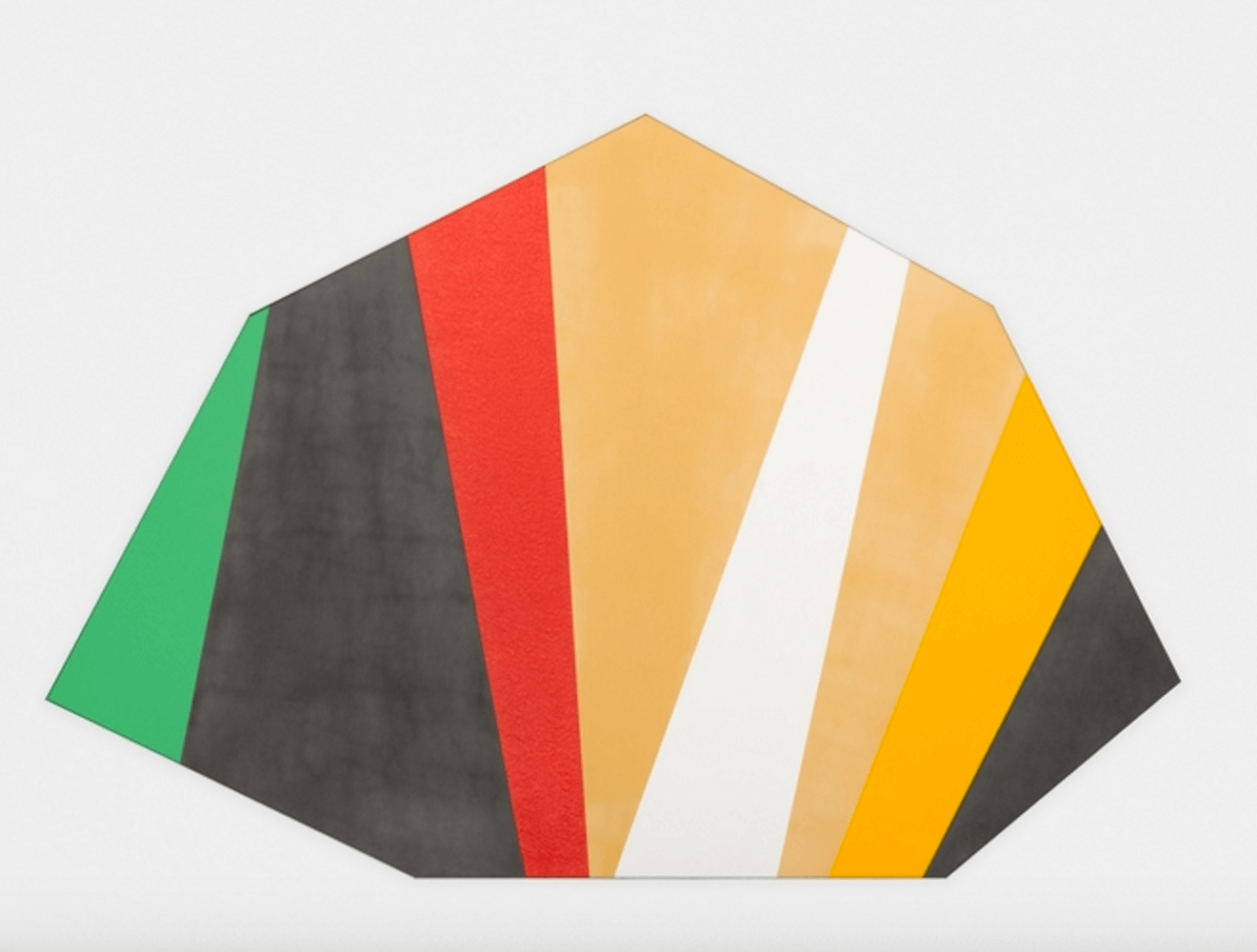 Culture Music Paul Kasmin Gallery Kenneth Noland Half Day 1976