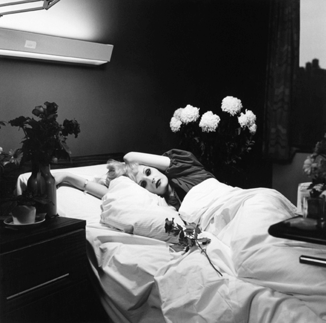 Culture Music Paul Kasmin Gallery Peter Hujar Candy Darling on her Deathbed 1973