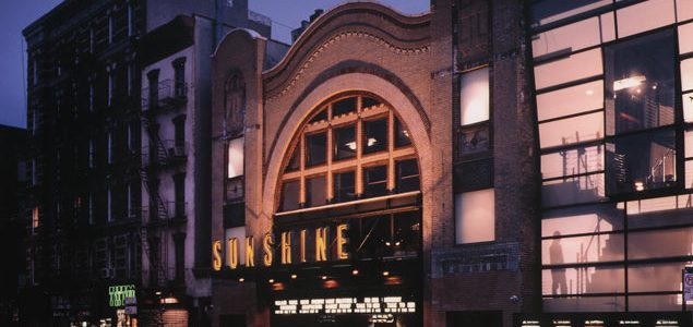 Culture & Music Sunshine Cinema