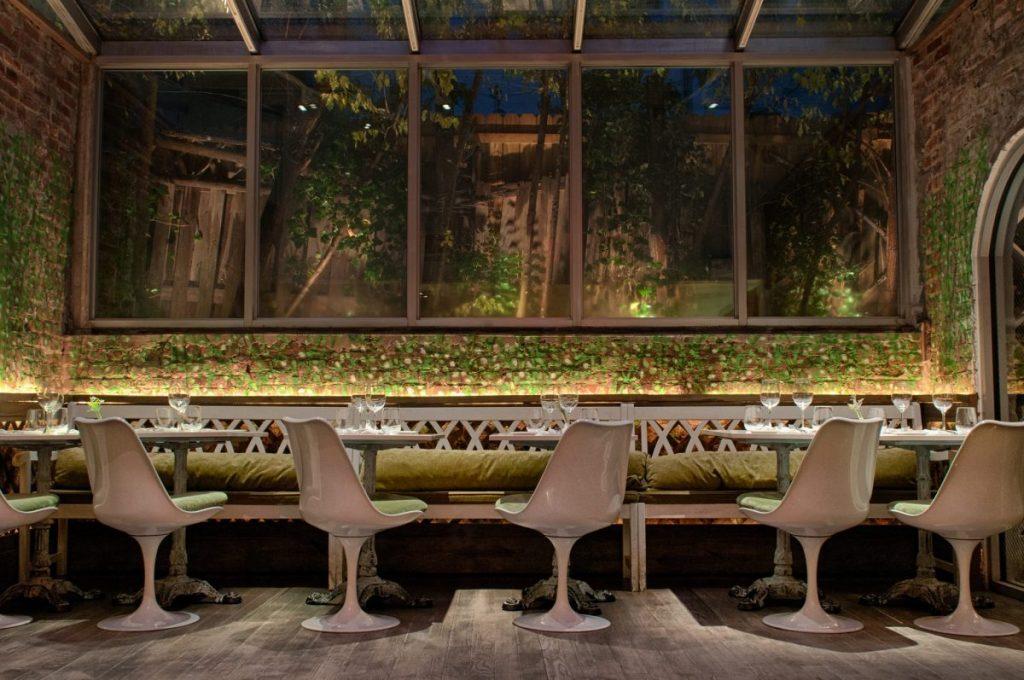 A Michelin-Starred Spanish Restaurant named Andanada 141