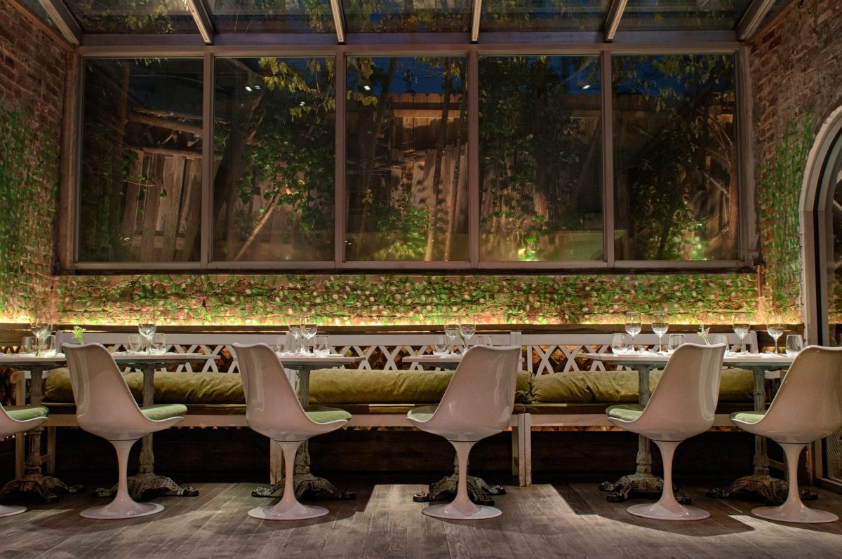 A Michelin Starred Spanish Restaurant Named Andanada 141 Behind