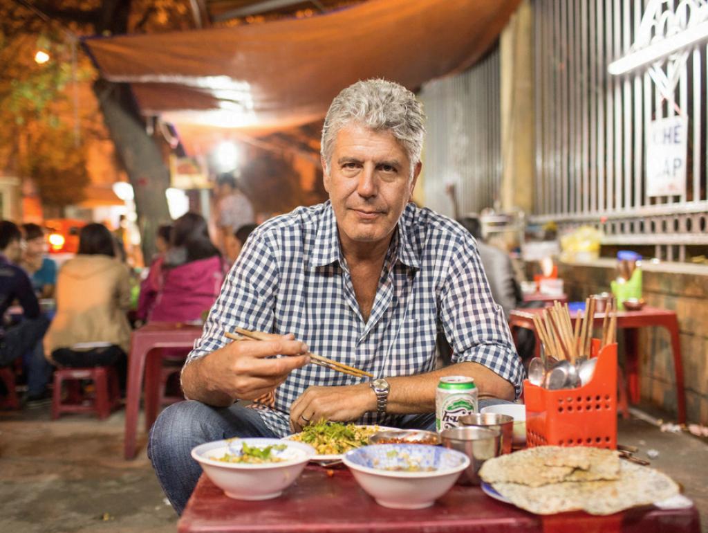 Dining Anthony Bourdain Food Market