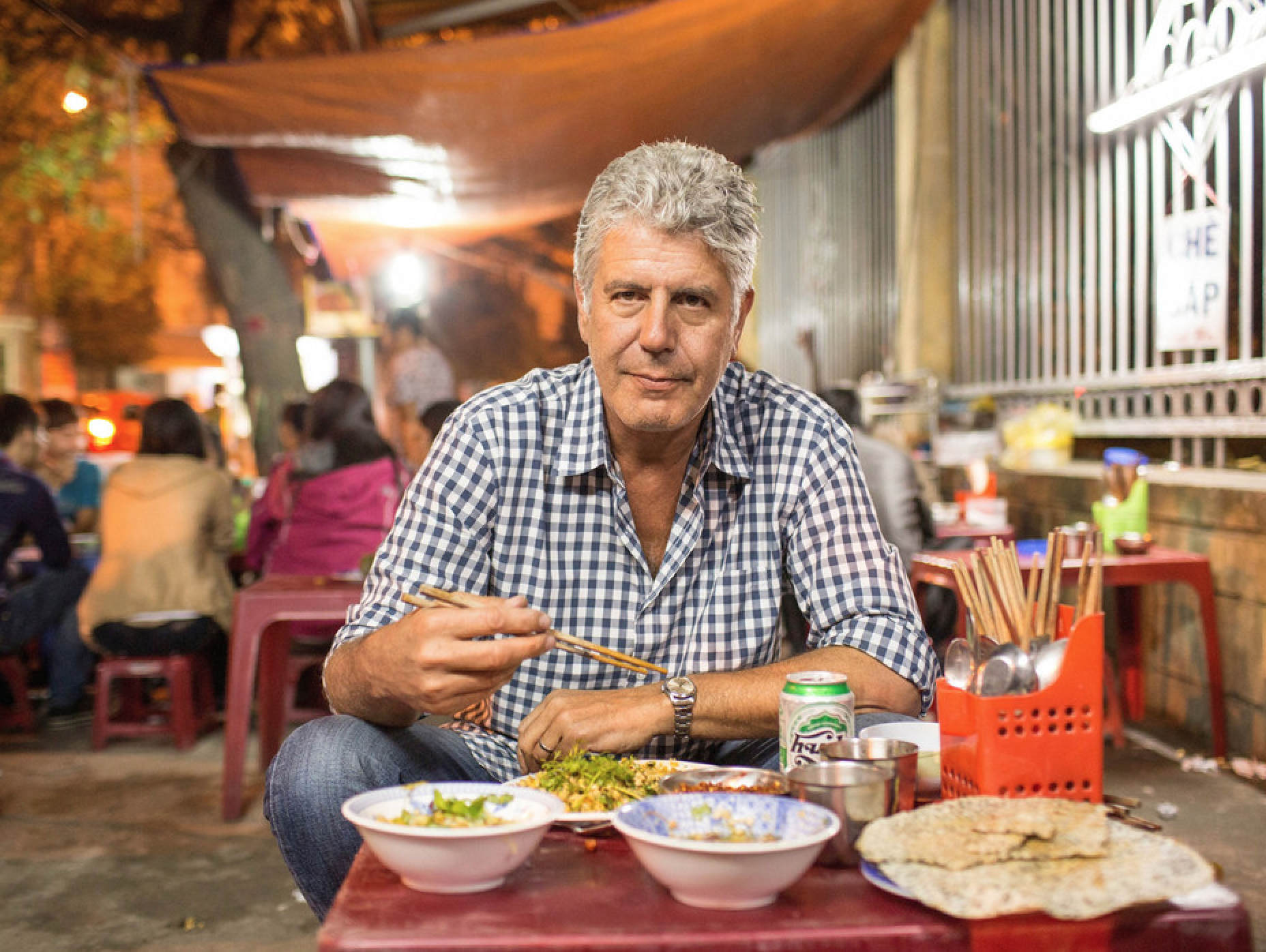 Dining Anthony Bourdain Food Market