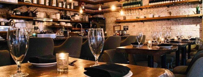Dining Avant Garden Vegan Restaurant Interior