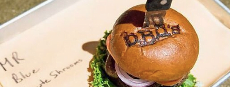 Dining BBDs Restaurant Long Island Burger