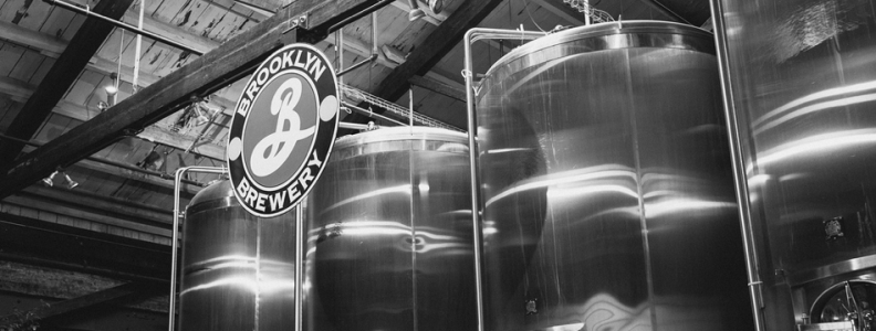 Dining Brooklyn Brewery Tasting Production