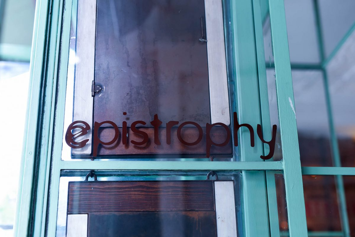 Dining Epistrophy Restaurant Façade