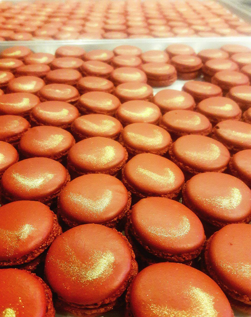 Dining French Encas Sweets Macaron
