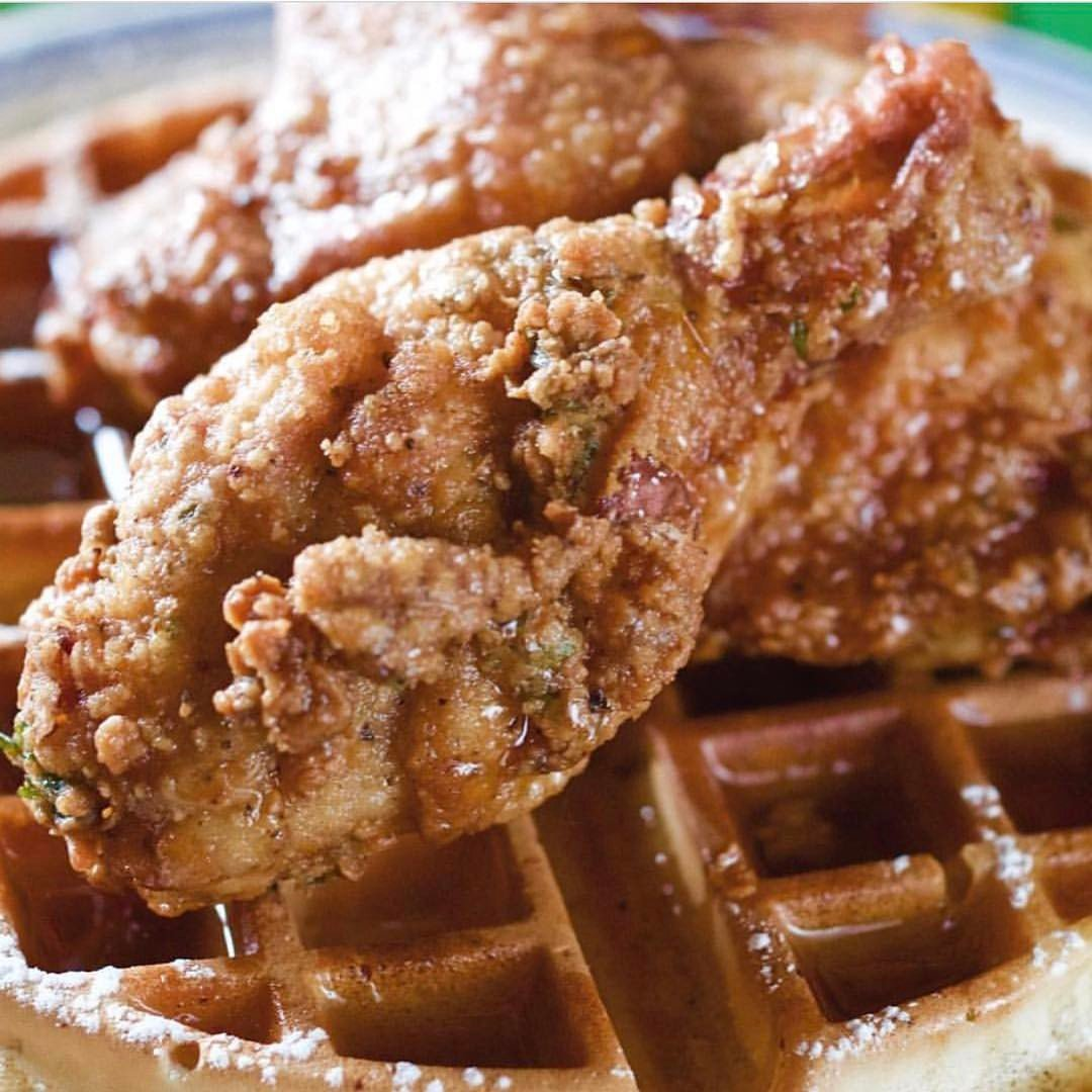 Dining Miss Lilys Restaurant Chicken Waffles