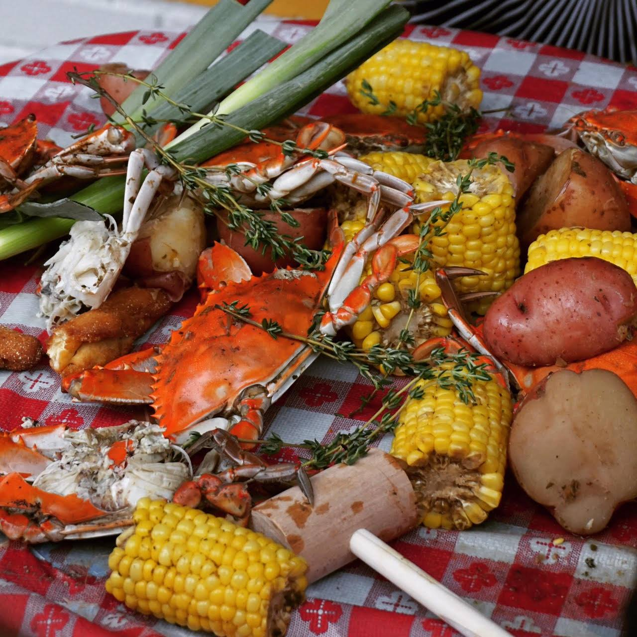 Dining Miss Lilys Restaurant Corn Lobster