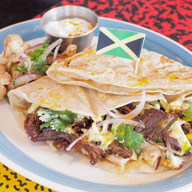 Dining Miss Lilys Restaurant Tortillas