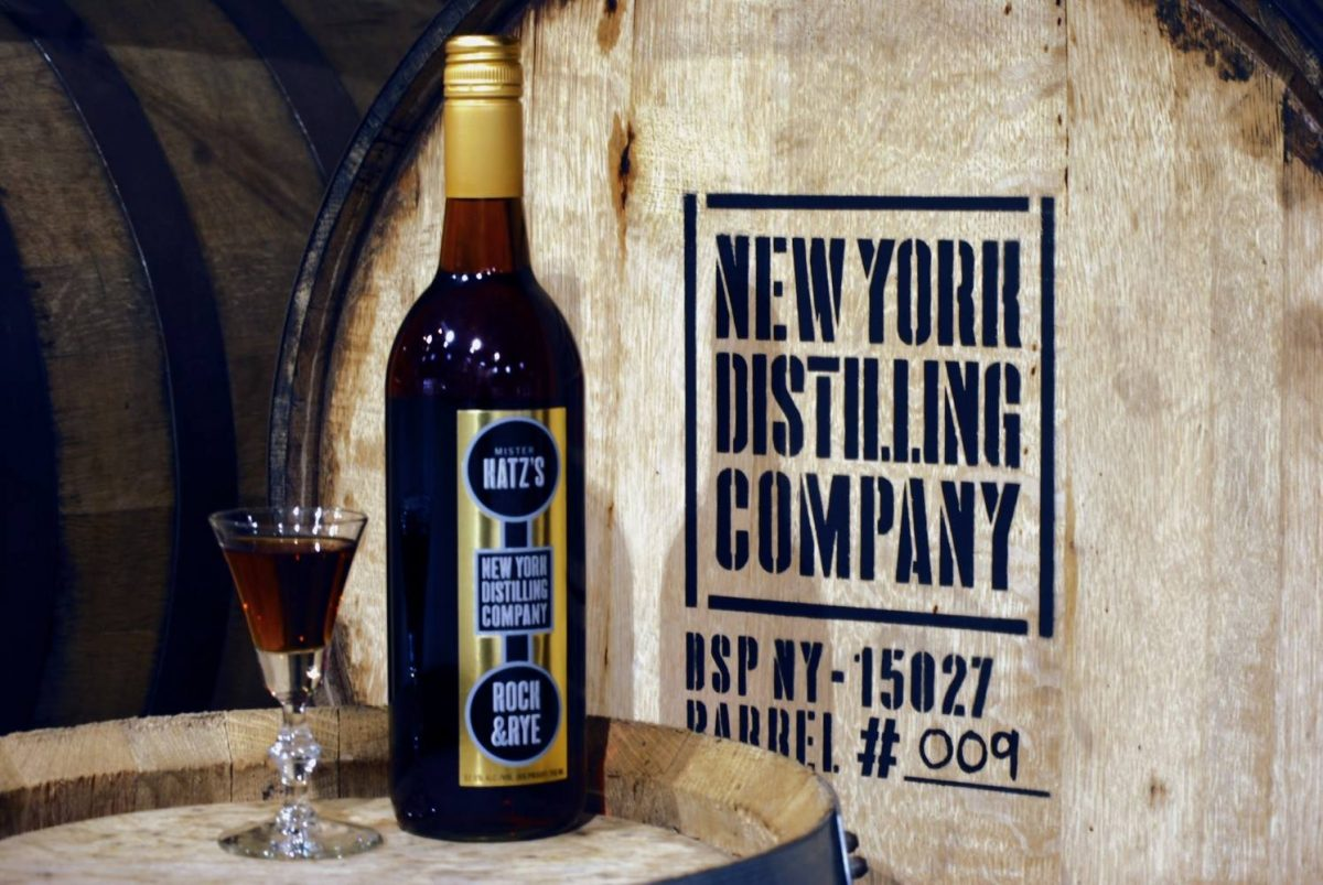 Dining NY Distilling Company Tastings Glamour Mag Roch Rye