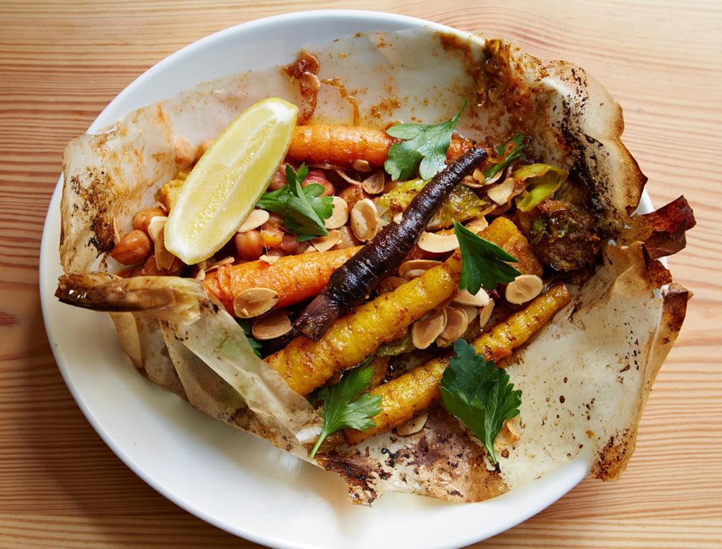 A Manhattan Vegan Restaurant By A Michelin Starred Chef Behind The