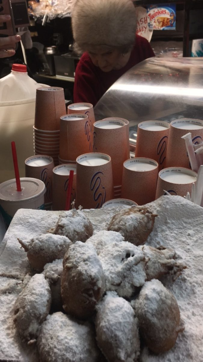 Dining Ray's Candy Store Fried Oreos