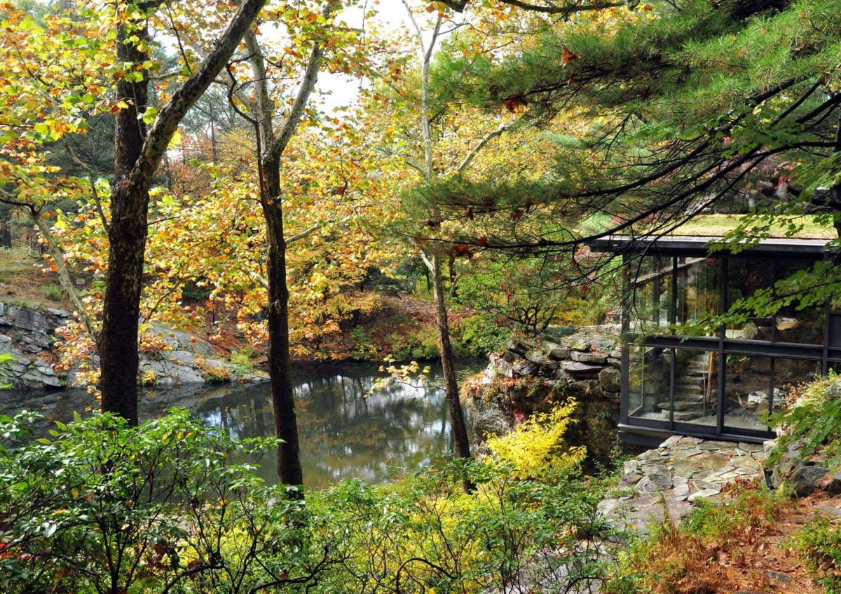 Day Trips and Travels Garrison Hudson Valley Manitoga The Russel Wright Design Center