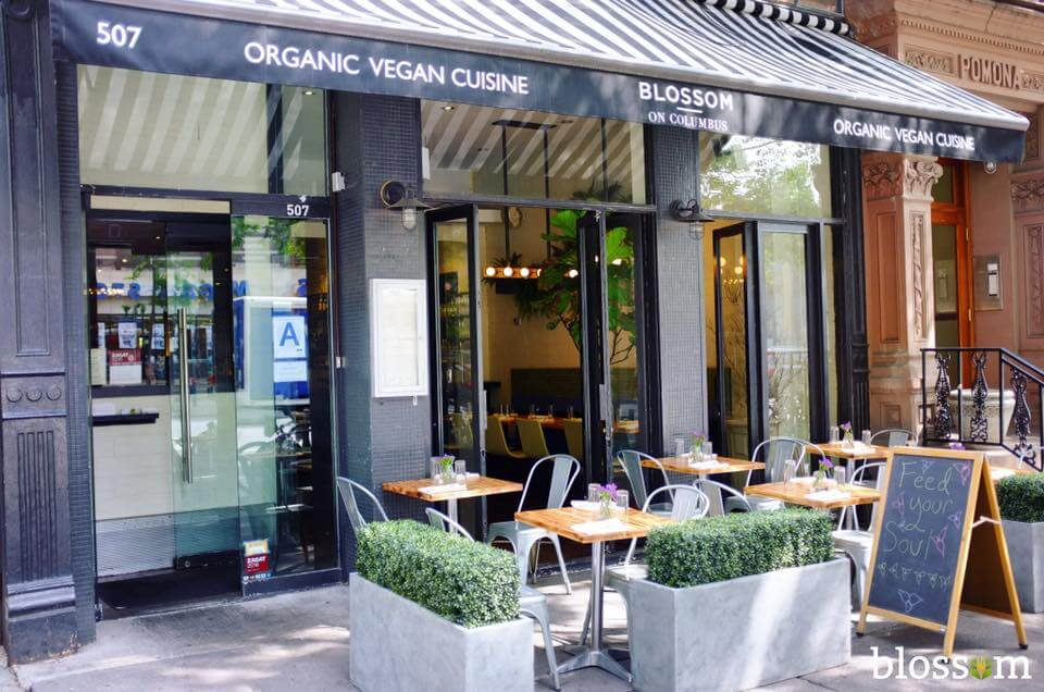 Dining 3 Vegan Restaurants Blossom Upper West Side