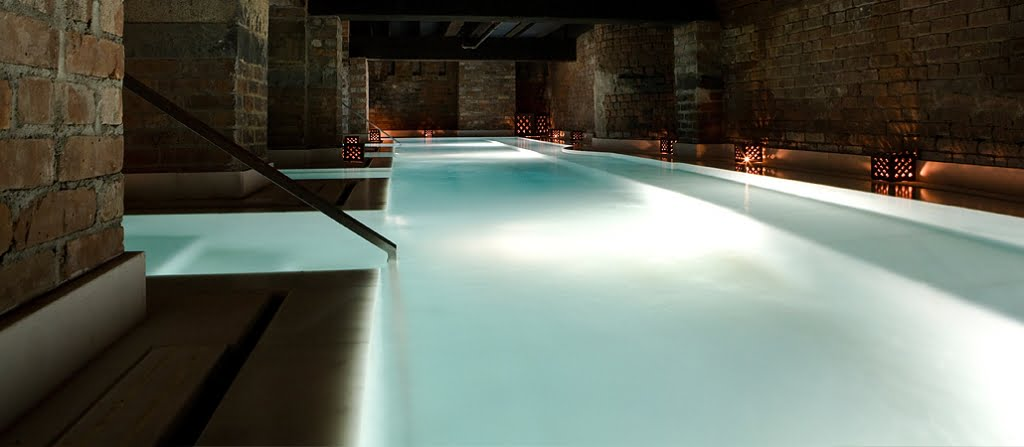Fitness Health Aire Ancient Baths Pool