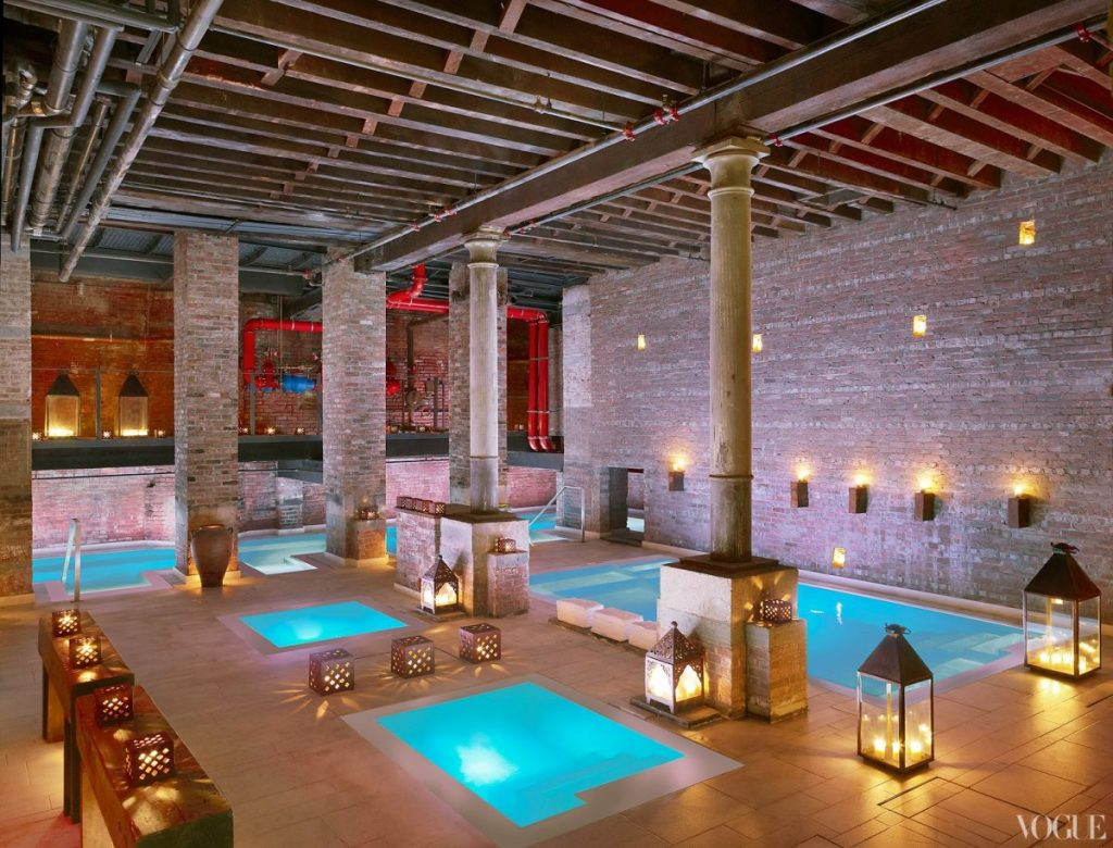 Fitness Health Aire Ancient Baths by Vogue