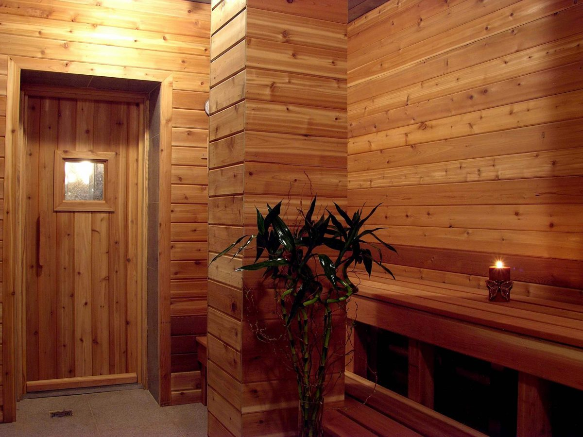 Fitness Health Body by Brooklyn Wooden Sauna