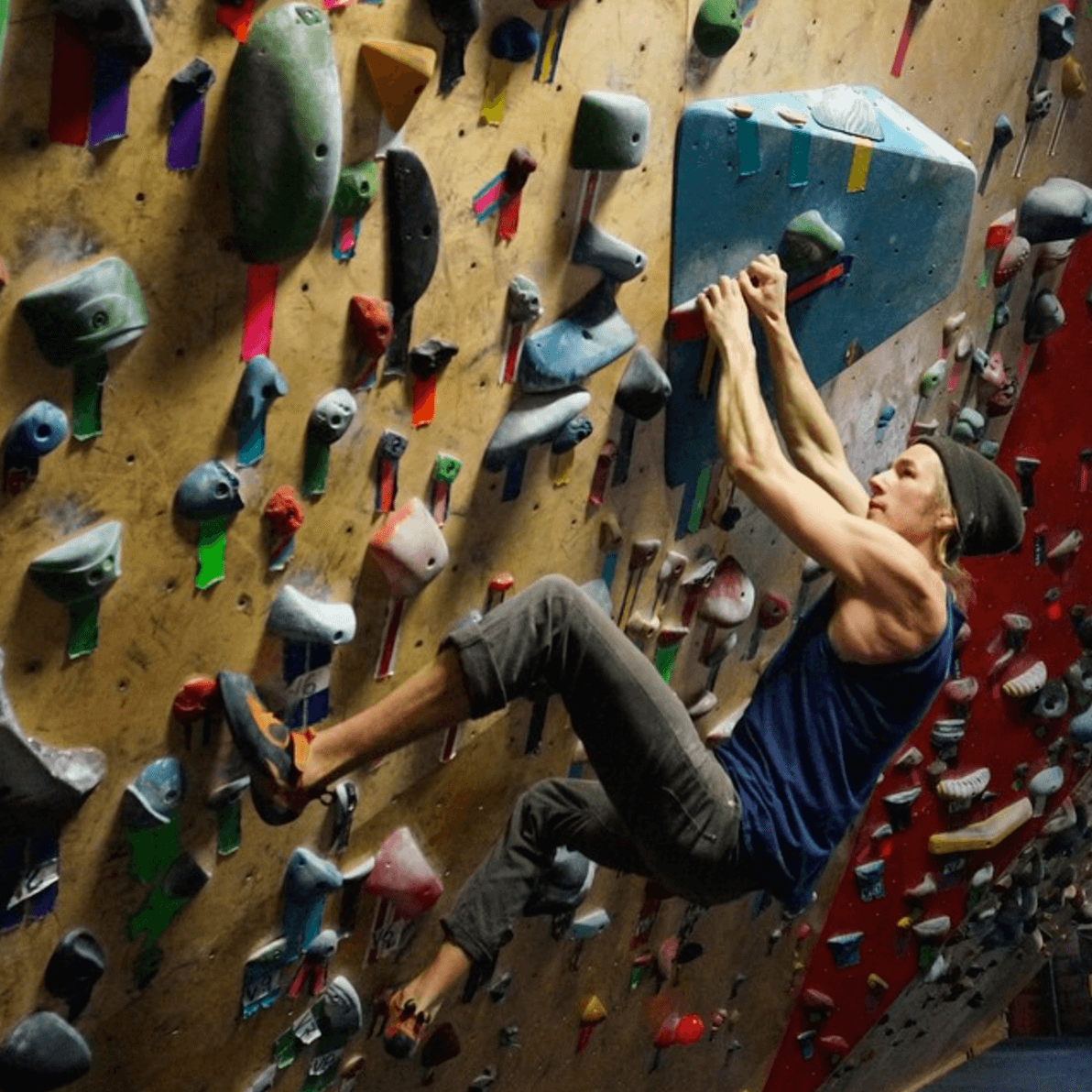 Fitness Health Brooklyn Bolder Climbing