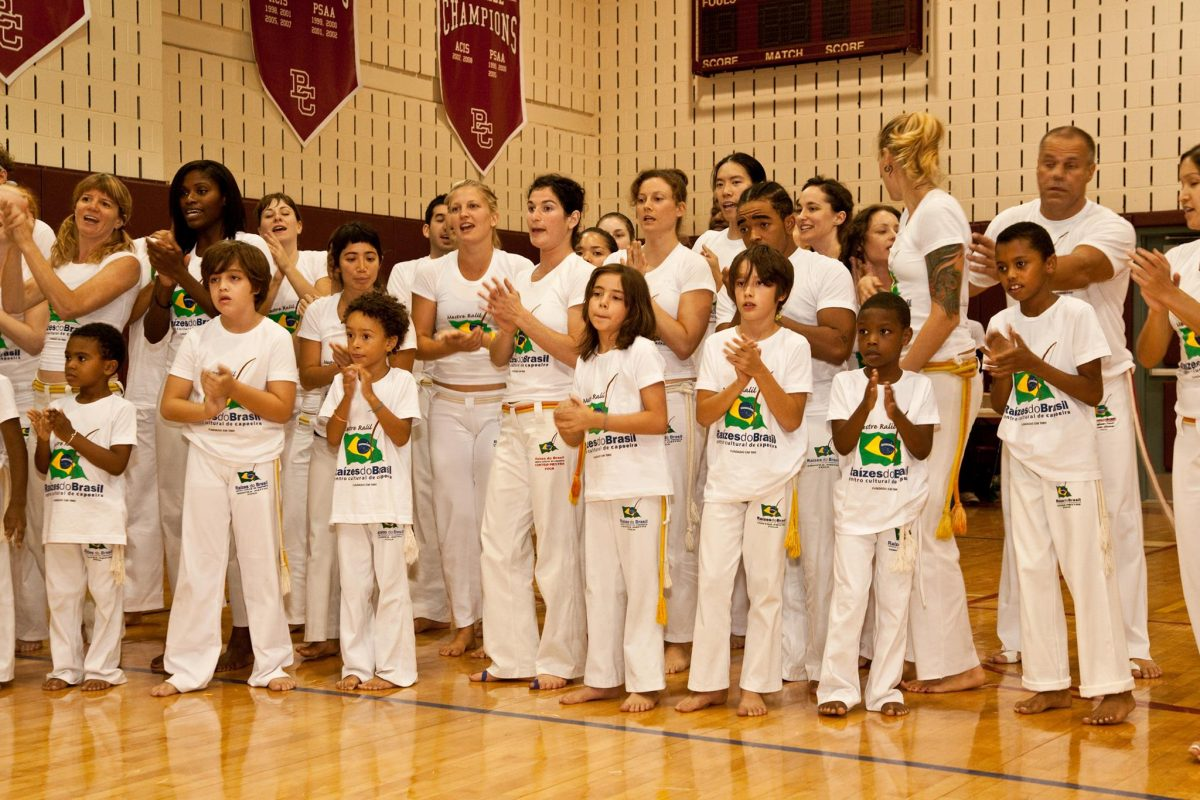 Fitness Health Capoeira Brooklyn Kids