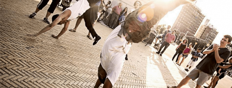 Fitness Health Capoeira Brooklyn Streets
