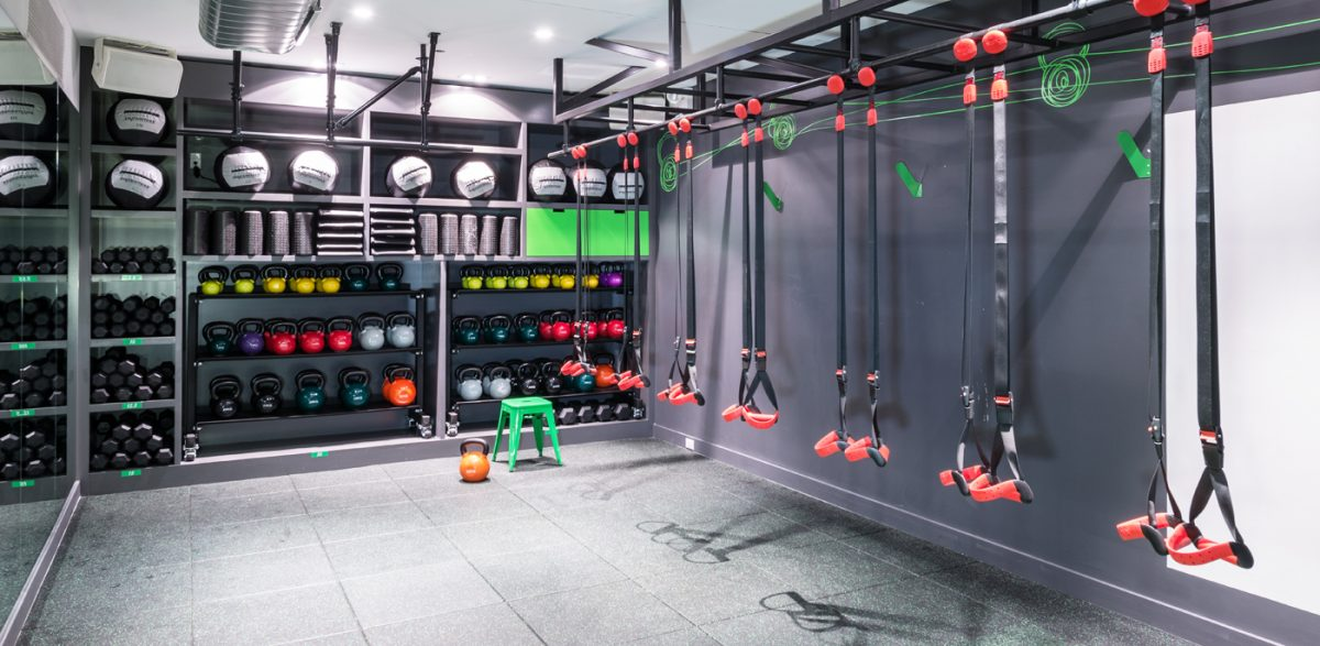 Fitness Health Fhitting Room Pit