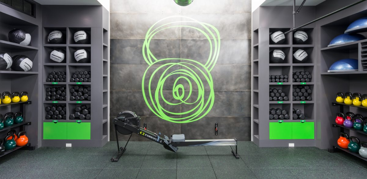 Fitness Health Fhitting Room Studio