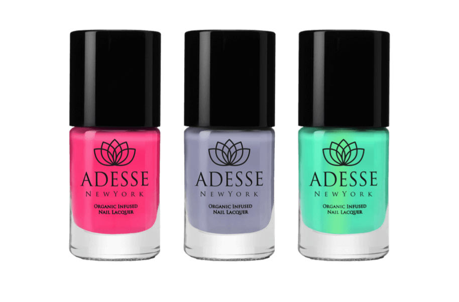 Fitness Health Indie Beauty Expo 2016 Adesse New York Nail Polish