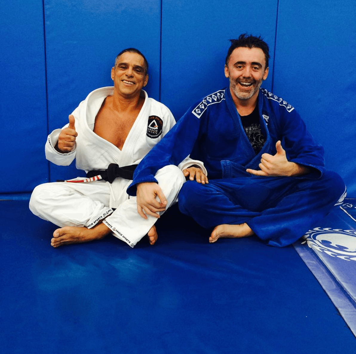 Fitness Health Renzo Gracie Fight Academy Nica and Alvaro