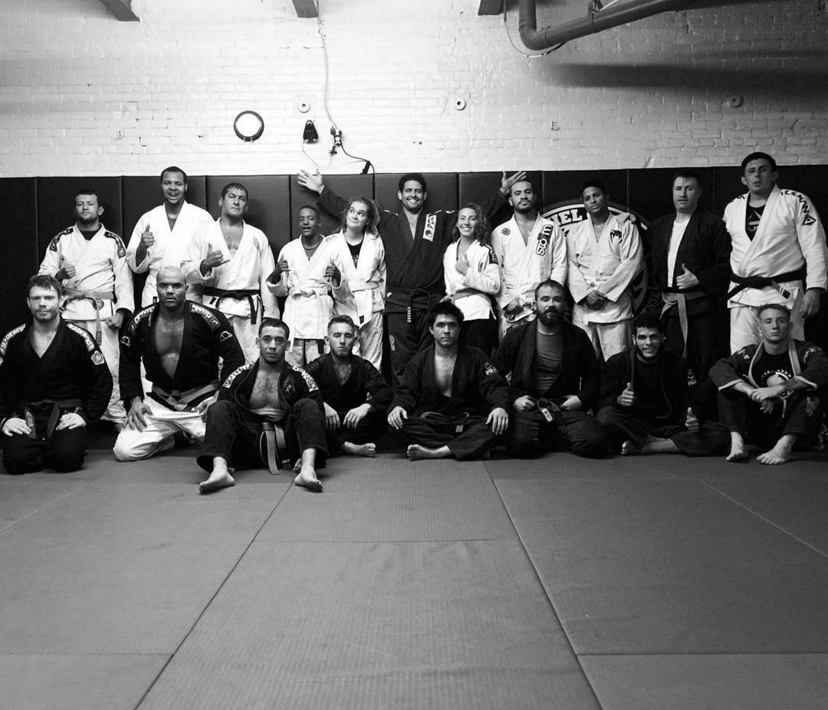 Fitness Health Renzo Gracie Fight Academy Students