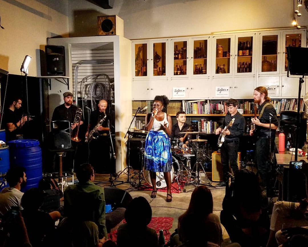 Insider Interviews The Big Takeover Band Sofar Sounds NYC