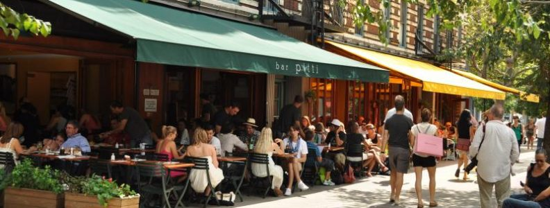 Nightlife Bars Bar Pitti West Village