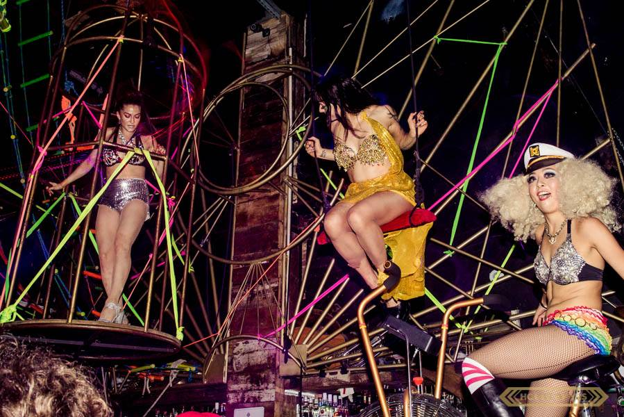 Nightlife Bars House of Yes Circus Act
