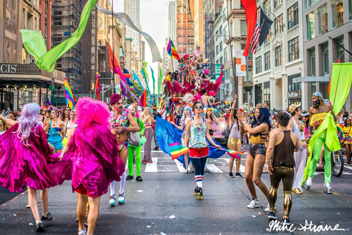 Nightlife Bars House of Yes NYC Pride 2017 Streets