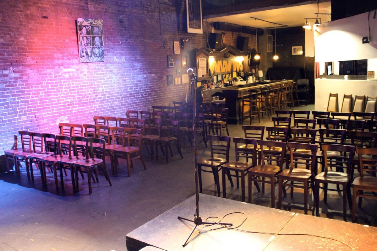 Nightlife Bars Nuyorican Poets Cafe Seating