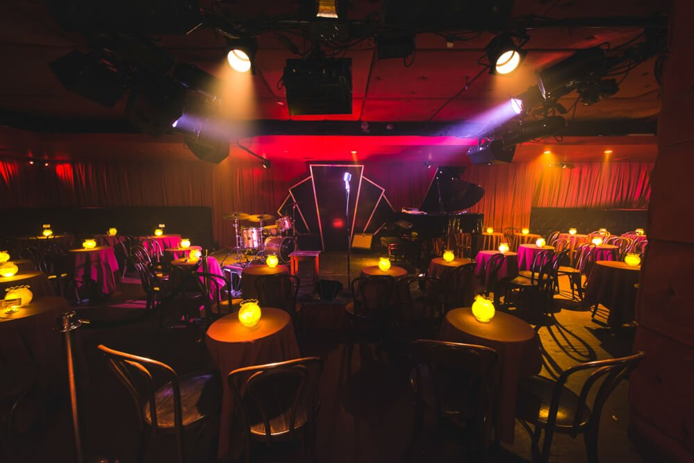 Nightlife Bars Sleep No More McKittrick Hotel Stage