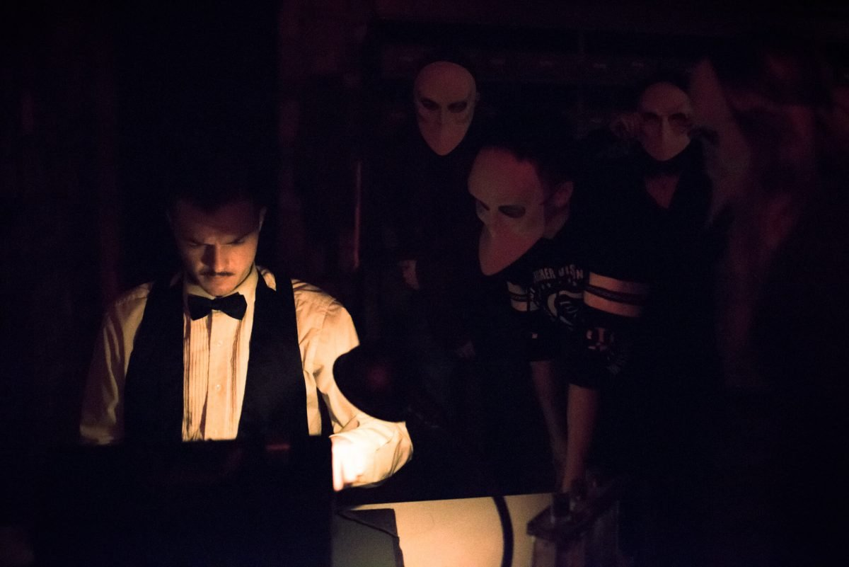 Nightlife Bars Sleep No More McKittrick Hotel Loren Wohl