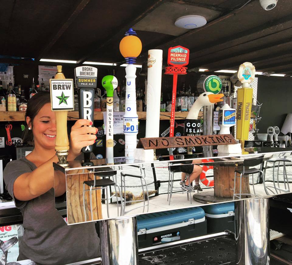 Nightlife Bars The Brooklyn Barge Draft